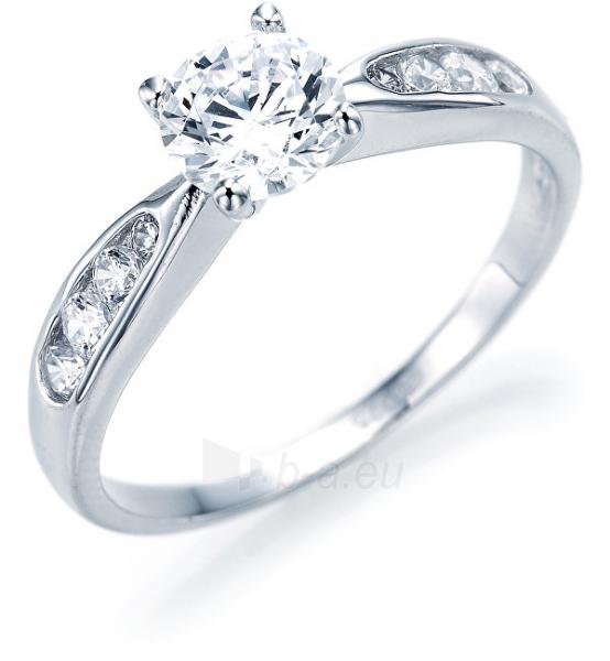 Sužadėtuvių žiedas Brilio Silver 5177855 (Dydis: 54 mm) Paveikslėlis 1 iš 2 310820125369