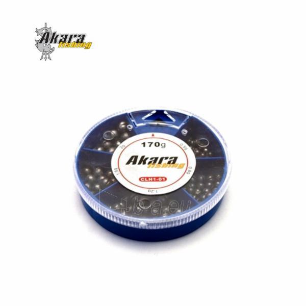 Svarelių rinkinys AKARA CLH1-01 Paveikslėlis 1 iš 1 310820038709