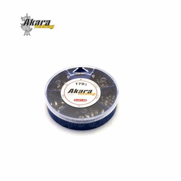 Svarelių rinkinys AKARA CLH1-08 Paveikslėlis 1 iš 1 310820038698