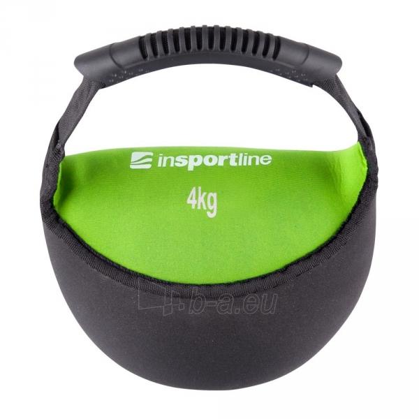 Svarstis inSPORTline Bell-bag 4 kg Paveikslėlis 1 iš 2 250574000479