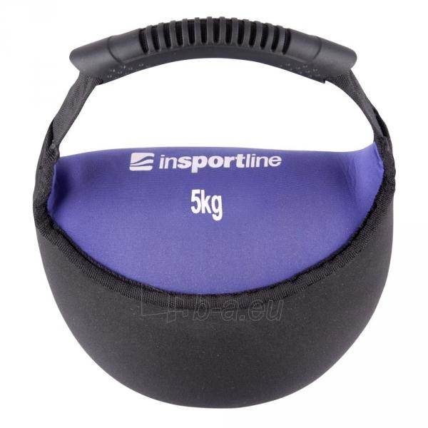 Svarstis inSPORTline Bell-bag 5 kg Paveikslėlis 1 iš 2 250574000480