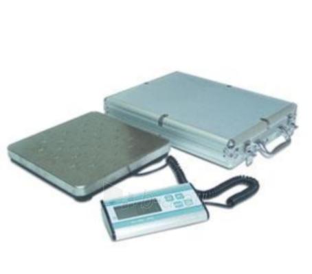 Svarstyklės HCG-1, platforminės 120kg Paveikslėlis 1 iš 1 30019800014
