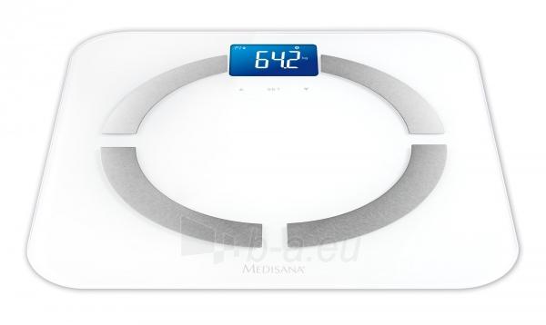 Svarstyklės Medisana BS430 40422 No Bluetooth, USED Paveikslėlis 2 iš 2 310820230259