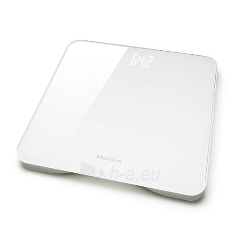 Svarstyklės Medisana Digital personal scale with PS 435 LED display Paveikslėlis 1 iš 1 310820201659