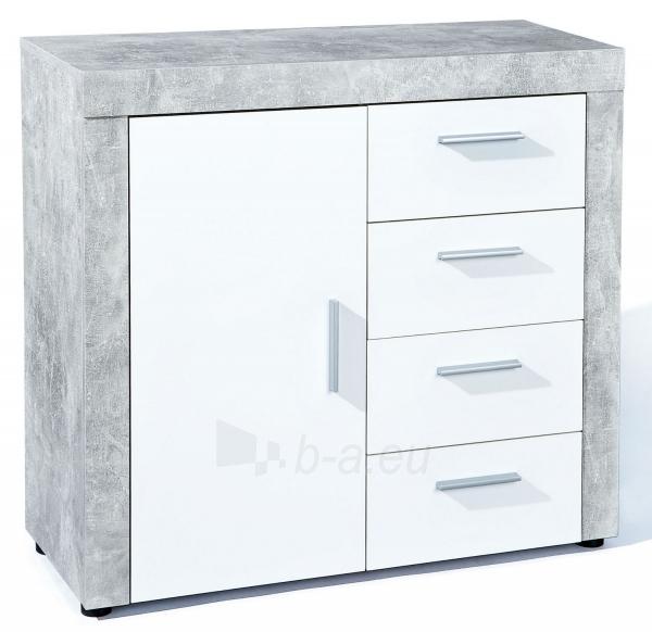 Chest of drawers for the living room Beton 1.3 Paveikslėlis 1 iš 8 250417000153