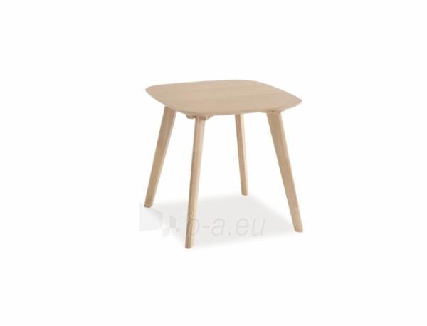 Svetainės staliukas Alvik 50x50x50 Paveikslėlis 1 iš 1 310820018305