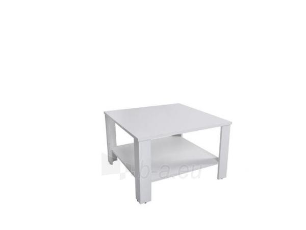 Svetainės staliukas ODETTE baltas Paveikslėlis 2 iš 3 310820206621