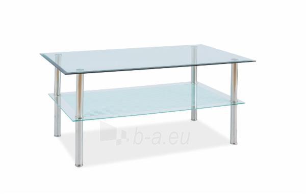 Svetainės staliukas Pixel B 110x60x50 Paveikslėlis 1 iš 1 310820021263
