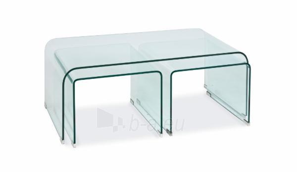Svetainės staliukas Priam A Paveikslėlis 1 iš 1 310820021265