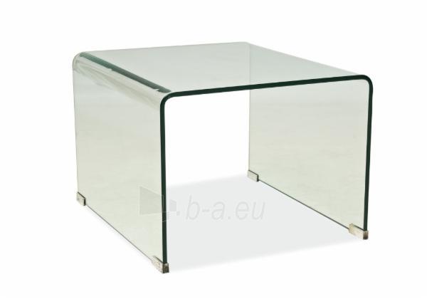 Svetainės staliukas Priam B Paveikslėlis 1 iš 1 310820021266