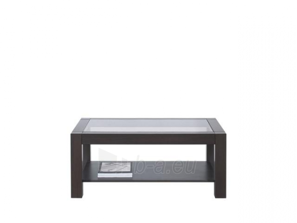 Svetainės staliukas RUMBI 2 106x64 wenge Paveikslėlis 2 iš 3 310820206628