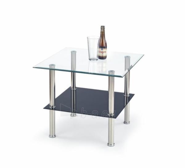 Svetainės staliukas Yolanda kvadratas Paveikslėlis 1 iš 1 310820016392