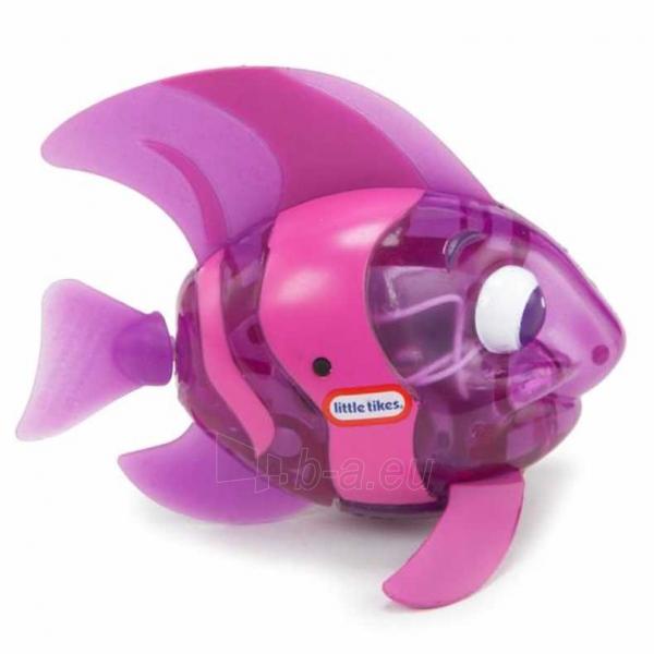 Šviečianti violetinė vonios žuvytė | Sparkle Bay | Little Tikes Paveikslėlis 3 iš 4 310820003548