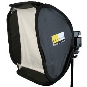 Šviesdėžė Lastolite Ezybox Hotshoe 38x38cm Paveikslėlis 1 iš 1 30025600987