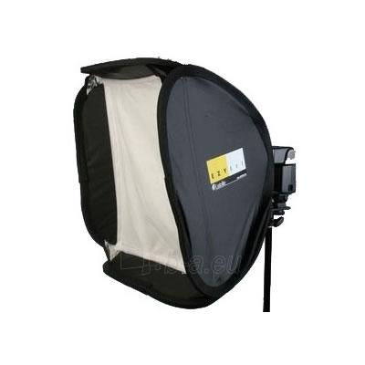 Šviesdėžė Lastolite Ezybox Hotshoe 76 x 76cm Paveikslėlis 1 iš 1 30025600989