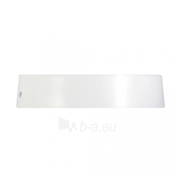 Šviestuvas ART LED on plaster panel, round, 12*3.5cm, 6W, WW 3000K Paveikslėlis 3 iš 8 310820049414