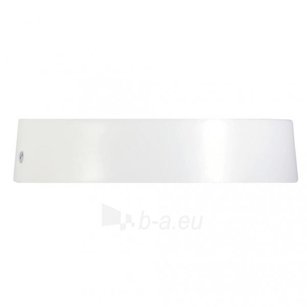 Šviestuvas ART LED on plaster panel, round, 24*3.5cm, 18W, W 4000K Paveikslėlis 3 iš 8 310820049420