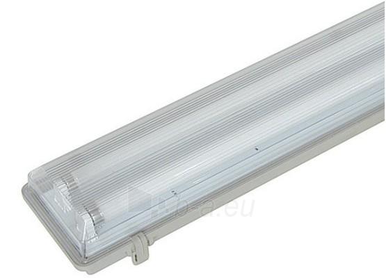 Šviestuvas lium. Waterproof 2x36 EVG/IP65 Paveikslėlis 1 iš 1 224111000037