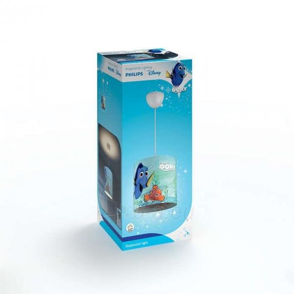 Šviestuvas Philips 71751/90/16 Finding Dory, Blue Paveikslėlis 2 iš 2 310820137481