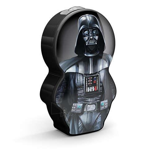 Šviestuvas Philips 71767/98/16 Darth Vader, LED, Black Paveikslėlis 1 iš 4 310820137463