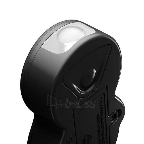 Šviestuvas Philips 71767/98/16 Darth Vader, LED, Black Paveikslėlis 2 iš 4 310820137463