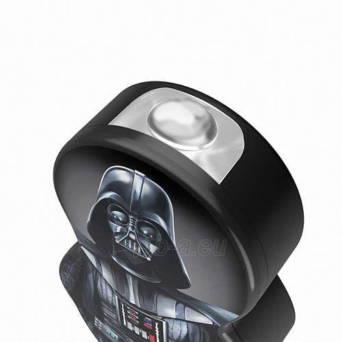 Šviestuvas Philips 71767/98/16 Darth Vader, LED, Black Paveikslėlis 3 iš 4 310820137463