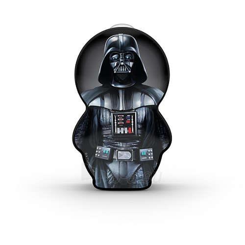 Šviestuvas Philips 71767/98/16 Darth Vader, LED, Black Paveikslėlis 4 iš 4 310820137463