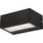 Šviestuvas sodo LED, 3x1W, 4000K, IP44, AC 230V, 220lm, tvirt. prie sienos, juodas,170x115x70mm, LAMPRIX LP-14-036 Paveikslėlis 1 iš 1 310820055133