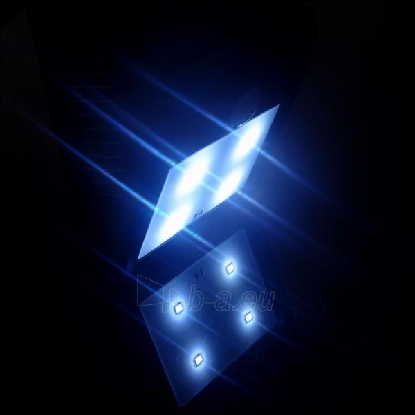 Šviestuvas su saulės baterija PowerNeed Sunen su judesio davikliu IP64 Paveikslėlis 4 iš 8 310820049238