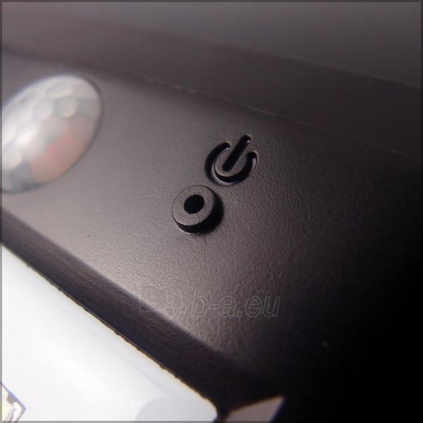 Šviestuvas su saulės baterija PowerNeed Sunen su judesio davikliu IP64 Paveikslėlis 6 iš 8 310820049238