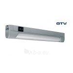 Šviestuvas T8/G13, 13W, 230V AC, IP20, paviršinis, baldinis, su jungikliu, baltas, GTV OM-OPD130-00 Paveikslėlis 1 iš 1 310820055975