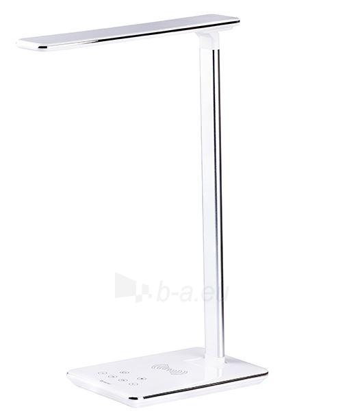 Šviestuvas Tracer Lumina LED table lamp with Wireless Charger 5W + USB 46352 Paveikslėlis 1 iš 6 310820197276