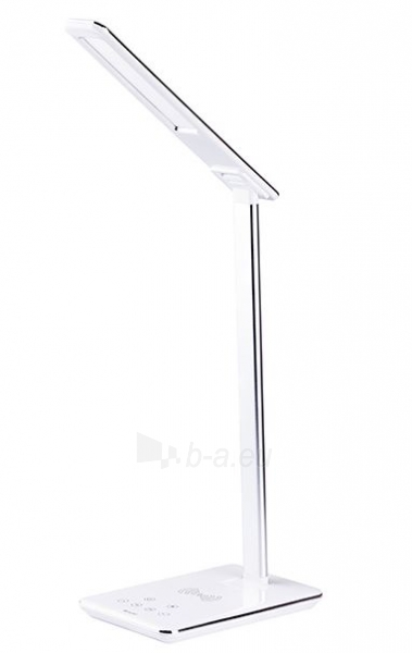 Šviestuvas Tracer Lumina LED table lamp with Wireless Charger 5W + USB 46352 Paveikslėlis 2 iš 6 310820197276