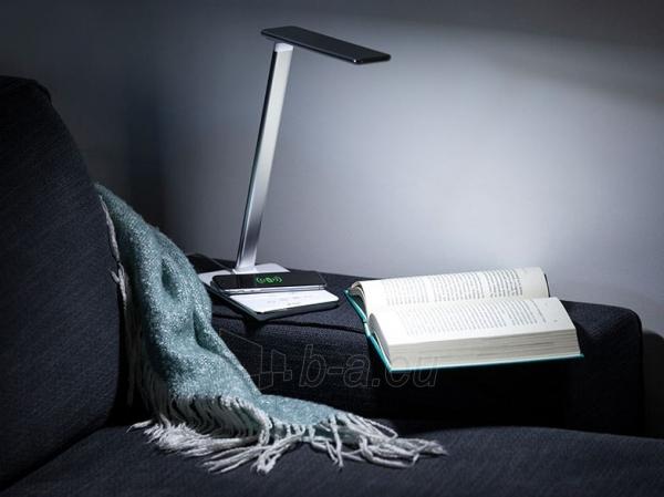 Šviestuvas Tracer Lumina LED table lamp with Wireless Charger 5W + USB 46352 Paveikslėlis 4 iš 6 310820197276