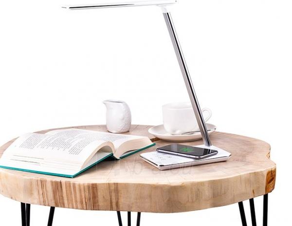 Šviestuvas Tracer Lumina LED table lamp with Wireless Charger 5W + USB 46352 Paveikslėlis 5 iš 6 310820197276