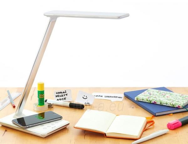 Šviestuvas Tracer Lumina LED table lamp with Wireless Charger 5W + USB 46352 Paveikslėlis 6 iš 6 310820197276