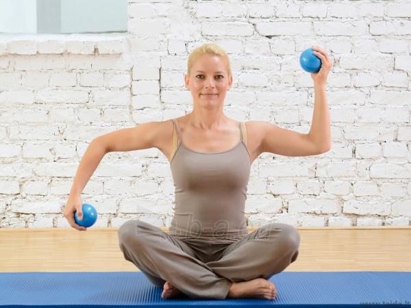 Svoriniai kamuoliai SISSEL® Pilates Toning Ball, 900 g Paveikslėlis 1 iš 1 310820217879