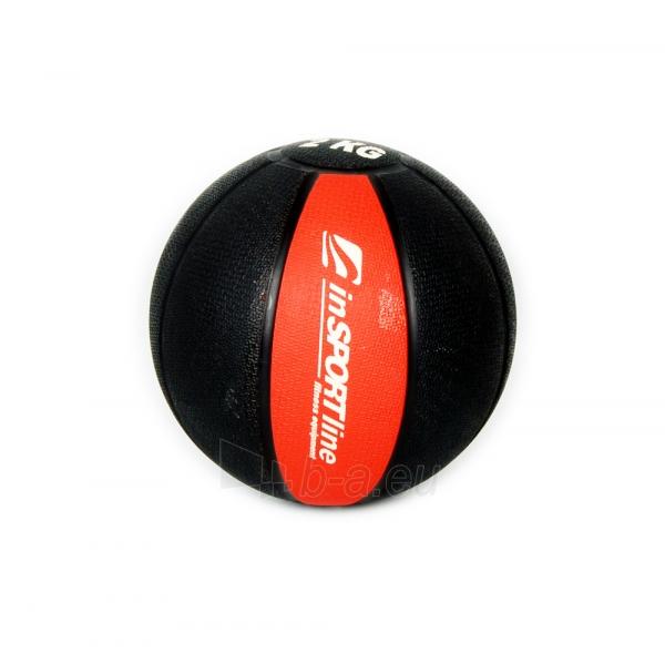 Svorinis kamuolys inSPORTline MB63 2 kg Paveikslėlis 2 iš 2 250520103046