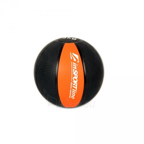 Svorinis kamuolys inSPORTline MB63 3 kg Paveikslėlis 2 iš 2 250520103047