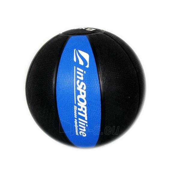 Svorinis kamuolys inSPORTline MB63 4 kg Paveikslėlis 2 iš 2 250520103048