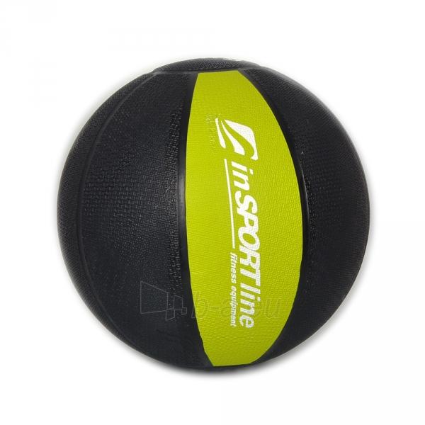 Svorinis kamuolys inSPORTline MB63 5 kg Paveikslėlis 2 iš 2 250520103049
