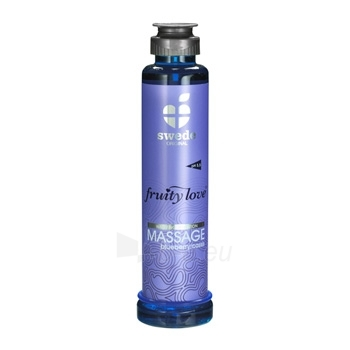 Swede - Fruity Love masažo aliejus 200 ml (6 skirtingi kvapai) Paveikslėlis 1 iš 1 2514100000175