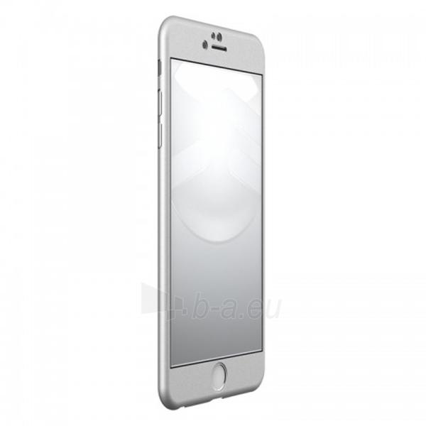SwitchEasy Airmask telefono dėklas Apple iPhone 6 Plus telefonui (Sidabro spalvos) Paveikslėlis 1 iš 6 250232002812