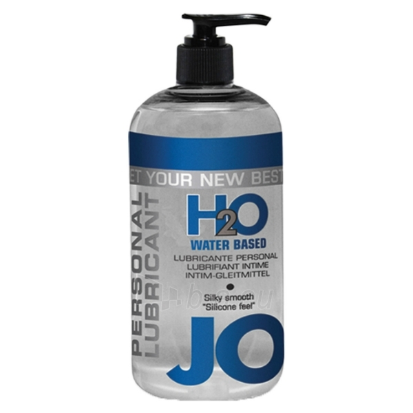 System JO - H2O lubrikantas 480 ml Paveikslėlis 1 iš 2 2514121000290