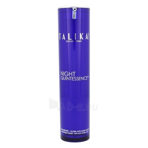 Talika Night Quintessence Anti-aging Treatment Cosmetic 50ml Paveikslėlis 1 iš 1 310820043292