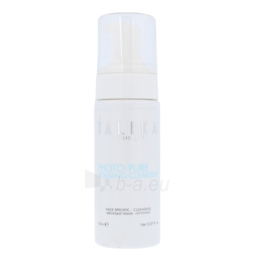 Talika Photo-Pure Foaming Cleanser Cosmetic 150ml Paveikslėlis 1 iš 1 310820043284