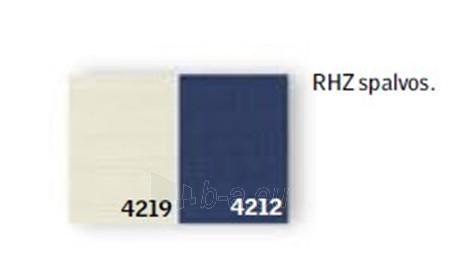 Tamsinanti užuolaidėlė RKZ MK standartinė, su kabliukais Paveikslėlis 1 iš 2 310820025787