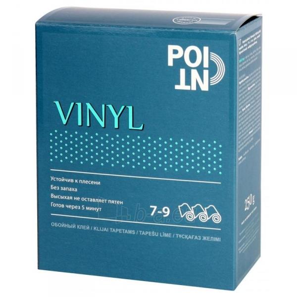 Tapetų klijai Point Vinyl 250 g. Paveikslėlis 1 iš 1 236780700038