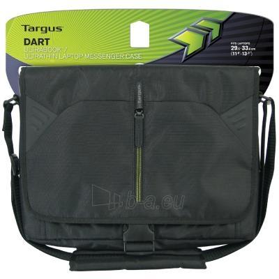 "Targus Dart Ultra-Thin Messenger for 13.3"" Ultrabook Paveikslėlis 1 iš 4 250256200371"