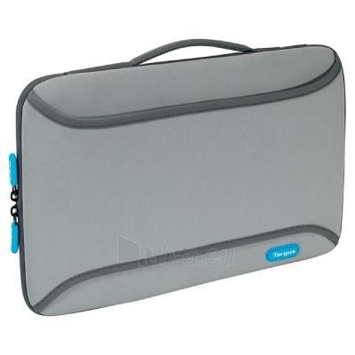 Targus MacBook 13'' Skin With Handle Grey Paveikslėlis 1 iš 3 250256200389